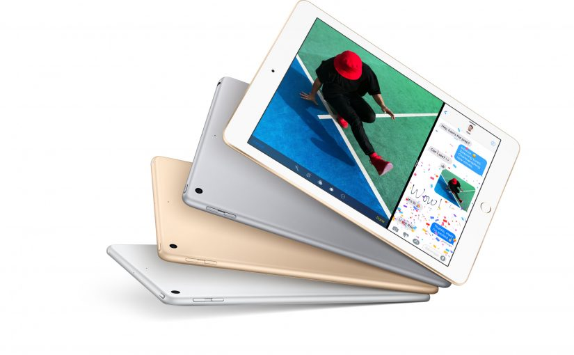 On Apple's new new iPad